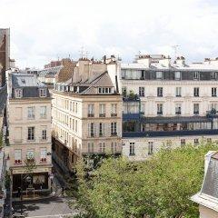 Отель Bastille Spéria Франция, Париж - 1 отзыв об отеле, цены и фото номеров - забронировать отель Bastille Spéria онлайн балкон