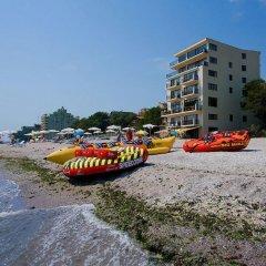 Отель В Американском Отеле Болгария, Поморие - отзывы, цены и фото номеров - забронировать отель В Американском Отеле онлайн пляж