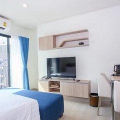 Отель Niche Mono Sukhumvit 50 By Ariva Бангкок комната для гостей фото 5
