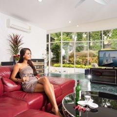 Отель Villa Nap Dau комната для гостей фото 4