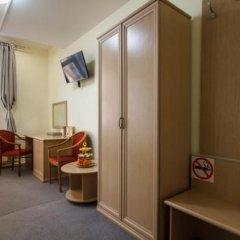 Гостиница Comfort Moscow Sadovaya Samotechnaya комната для гостей фото 3