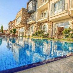 Отель Nea Efessos бассейн фото 2