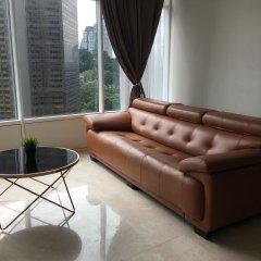 Отель Vortex Suite Residence KLCC Малайзия, Куала-Лумпур - отзывы, цены и фото номеров - забронировать отель Vortex Suite Residence KLCC онлайн комната для гостей