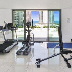 Отель Laguna Bay Паттайя фитнесс-зал