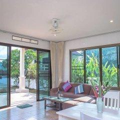 Отель Baan Dork Bua Villa Таиланд, Самуи - отзывы, цены и фото номеров - забронировать отель Baan Dork Bua Villa онлайн комната для гостей фото 2