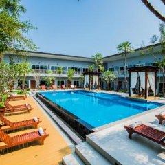 Отель Bora Bora Villa Phuket бассейн фото 3