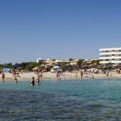 Son Baulo Hotel Mallorca Island пляж