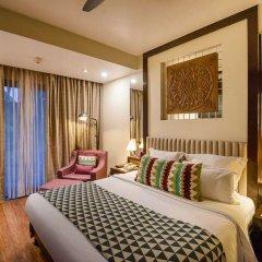 Отель Novotel Goa Resort and Spa Индия, Гоа - отзывы, цены и фото номеров - забронировать отель Novotel Goa Resort and Spa онлайн комната для гостей фото 2