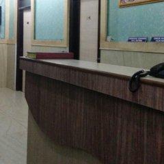 Hotel Vijay Inn интерьер отеля