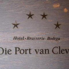 Die Port van Cleve Hotel с домашними животными