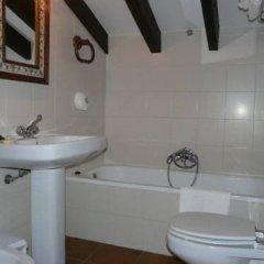 Отель El Caserío Камалено ванная