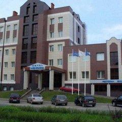 Отель Новинка Казань парковка