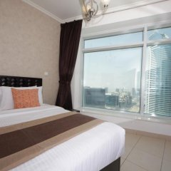 Отель Vacation Bay Downtown Stay Burj View комната для гостей фото 4