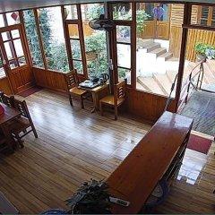 Отель Dang Khoa Sa Pa Garden Вьетнам, Шапа - отзывы, цены и фото номеров - забронировать отель Dang Khoa Sa Pa Garden онлайн интерьер отеля фото 2