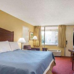 Отель Days Inn by Wyndham Washington DC/Gateway комната для гостей фото 2