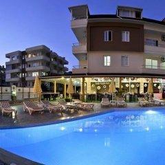 Ali Unal Apart Otel Турция, Аланья - отзывы, цены и фото номеров - забронировать отель Ali Unal Apart Otel онлайн бассейн фото 3