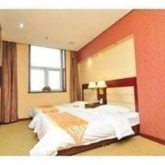 Super 8 Hotel Beijing Shijingshan Gu Cheng комната для гостей фото 2