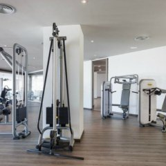 Апартаменты AxelBeach Ibiza Suites Apartments Spa and Beach Club - Adults Only фитнесс-зал фото 2