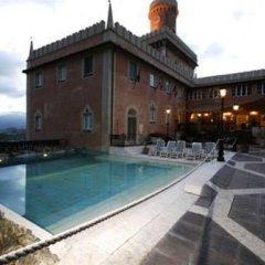 Отель Torre Cambiaso Генуя бассейн фото 3
