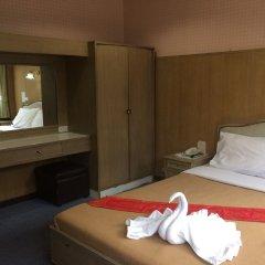 Green Hotel Бангкок комната для гостей