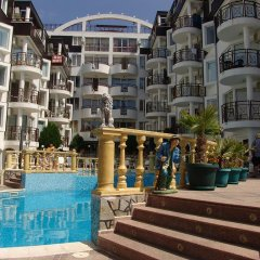 Апартаменты Holiday Apartments Vista Del Mar 2 бассейн фото 3