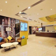 IU Hotel Zhuhai Gongbei Immigration Port Branch интерьер отеля фото 3