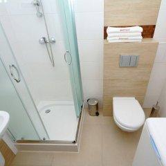 Отель Absynt Apart Wierzbowa ванная фото 2