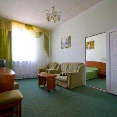 Гостиница Заря комната для гостей фото 5