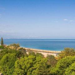 Hotel Gladiola пляж