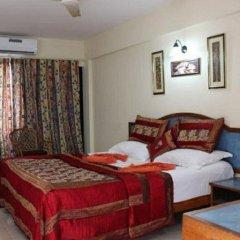 Отель Ocean Waves Meera Гоа комната для гостей