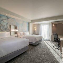 Отель Courtyard by Marriott Ciudad Juarez комната для гостей фото 3