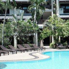 Отель Splendid Resort at Jomtien бассейн фото 3