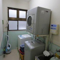 Отель Minshuku Takesugi Якусима ванная