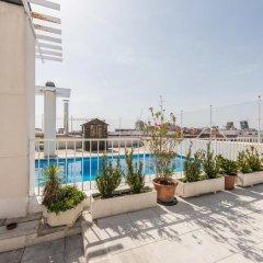 Отель Chic Rentals Serrano Испания, Мадрид - отзывы, цены и фото номеров - забронировать отель Chic Rentals Serrano онлайн балкон