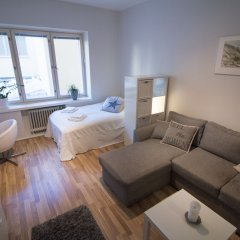Апартаменты 2ndhomes Pietarinkatu Apartment 2 комната для гостей фото 3