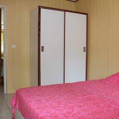Отель Fare Edith Французская Полинезия, Муреа - отзывы, цены и фото номеров - забронировать отель Fare Edith онлайн комната для гостей фото 5