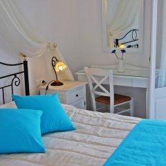 Reverie Santorini Hotel комната для гостей