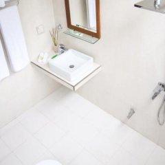 Отель Asuruma View Guest House Ханимаду ванная