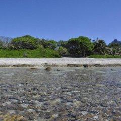 Отель Le Crusoe Французская Полинезия, Бора-Бора - отзывы, цены и фото номеров - забронировать отель Le Crusoe онлайн приотельная территория