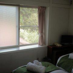 Отель Resort Inn White Silver Хакуба комната для гостей фото 5