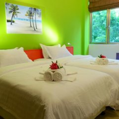 SeaHouse Maldives TopDeck Hotel in North Male Atoll, Maldives from 147$, photos, reviews - zenhotels.com guestroom