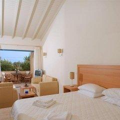 Отель La Riviera Barbati комната для гостей фото 5