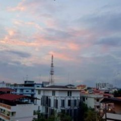 Отель Nowhere Villa Pattaya балкон