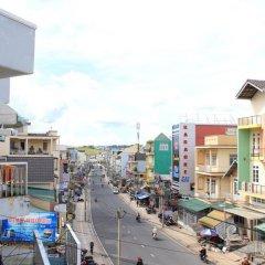 Отель Thien Hoang Guest House Вьетнам, Далат - отзывы, цены и фото номеров - забронировать отель Thien Hoang Guest House онлайн балкон