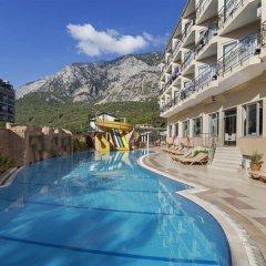 Matiate Hotel & Spa - All Inclusive бассейн фото 3
