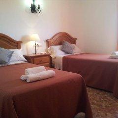 Отель Vivienda Rural Vega La Preciada комната для гостей