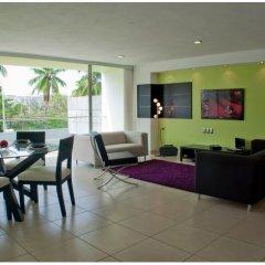 Апартаменты Apartment for 5 people in Acapulco Tradicional комната для гостей фото 4