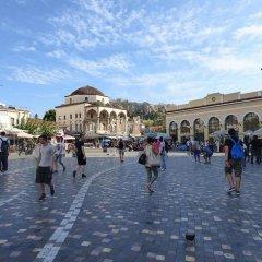 Отель Studio Theklas Греция, Афины - отзывы, цены и фото номеров - забронировать отель Studio Theklas онлайн спортивное сооружение