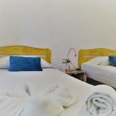 Отель La Palmera Hostal Барселона комната для гостей фото 5