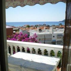 Отель Haus Despina балкон